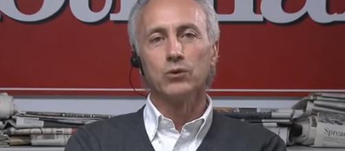 Marco Travaglio paragona Renzi a Salvini.