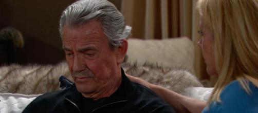 On 'Young And Restless' rumors: Turns out that Victor Newman (Eric Braeden) might die.Image credit:Young and Restless/Twitter