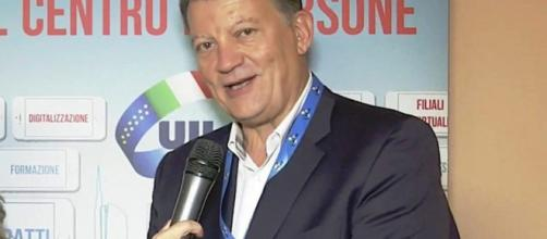 Pensioni, leader della Uil Bombardieri: 'Quota 100 non basta, tutelare giovani e donne'