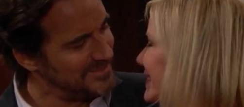 Ridge and Brooke may be heading for divorce court. [Image Source: CBS/YouTube]