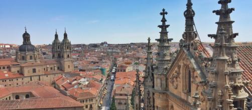 Una alarma que no para de sonar desde hace dos semanas en un Barrio de Salamanca