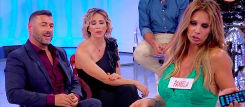 Uomini e Donne 18 settembre, Pamela contro Stefano: lasciata per poca 'fantasia'