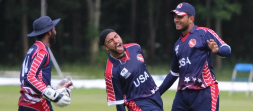 USa vs Namibia live stream on USA Cricket Youtube channel (Image via ICC/Twitter)