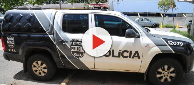 Casal e filho são mortos a tiros dentro de automóvel em Ponta Grossa (PR)