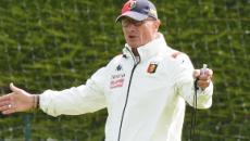 Il Genoa fa le prove per Cagliari: Ghiglione, Barreca e Pinamonti potrebbero riposare