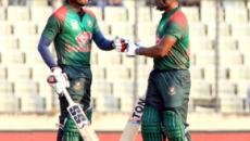 GTV live streaming Bangladesh vs Zimbabwe T20 Wednesday at RabbitholeBD