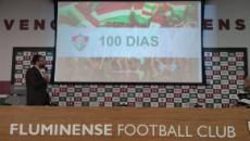 Mário Bittencourt faz balanço de seus primeiros cem dias na presidência do Fluminense