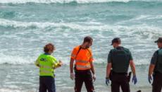 Se estrella otra avioneta del Ejército del Aire en el Mar Menor