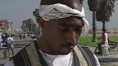 Tupac, l'intervista inedita: 'La polizia sa chi mi ha sparato'