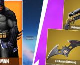 Batman and Gotham City are coming to 'Fortnite Battle Royale.' [Image Source: Geek Mix / YouTube]
