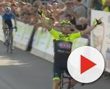 Giovanni Visconti: vittoria dal sapore azzurro nella tappa di Pontedera al Giro di Toscana