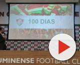 Mário Bittencourt concedeu longa entrevista nesta quarta (Divulgação/Instagram/@fluminensefc)