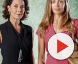 Nana obriga Alberto a ficar longe de Paloma. (Reprodução/ TV Globo)