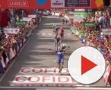Philippe Gilbert, vincitore di due tappe alla Vuelta Espana