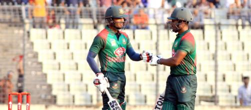 Bangladesh vs Zimbabwe live on Gazi TV (Image via ICC/Twiter)