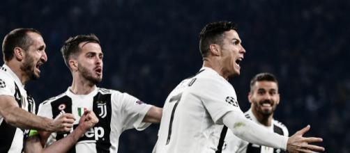 Atletico-Juventus: Sarri dovrebbe preferire ancora Higuain-CR7 con Dybala in panchina