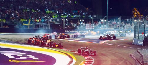 F1 Gp Singapore 2019 in diretta su Sky