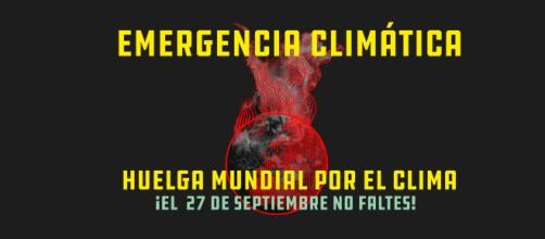 Fridays for future se moviliza del 20 al 27 de septiembre por el clima