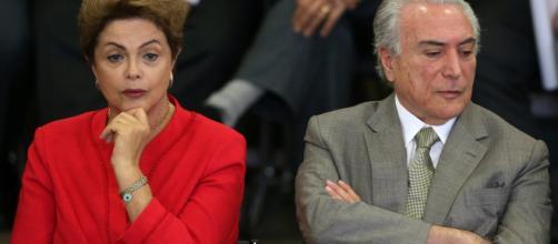 Michel Temer afirma que não foi entusiasta do golpe contra Dilma Rousseff. (Arquivo Blasting News)