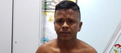 O homem foi preso pela Polícia Civil. (Divulgação/ Polícia Civil/AP)