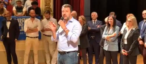 Pensioni, il leader della Lega, Salvini: sono pronti a cancellare Quota 100 e tornare all'infame legge Fornero