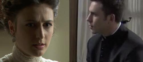 Una Vita, spoiler: Telmo sospetta che il padrino di Lucia sia morto per mano di Samuel