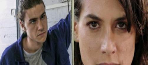 Vittorio Magazzù e Giulia Michelini