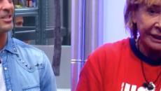 GH VIP 7: Mila Ximénez vomita tras la salvación de Hugo Castejón por la audiencia