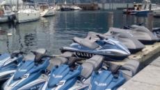 Il ministro Lamorgese taglia i mezzi 'nautici' della Polizia