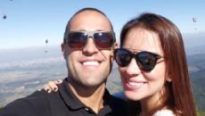 Noivo de mulher que morreu momentos antes de se casar posta vídeo dela se arrumando para a cerimônia