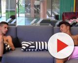 'El Cejas' y Kiko Jiménez en 'Gran Hermano VIP'. / Telecinco