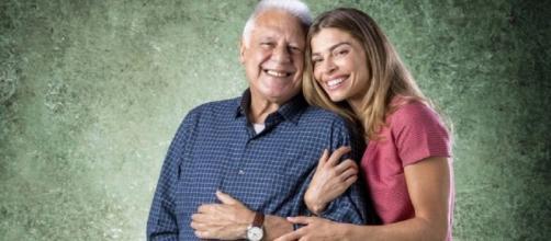 Antônio Fagundes, aos 70 anos, comenta rótulo de galã nas novelas da TV Globo. (Divulgação/ TV Globo)