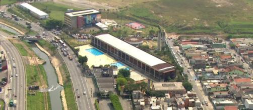 Ataque aconteceu durante a manhã desta quinta-feira (19). (Reprodução/TV Globo)