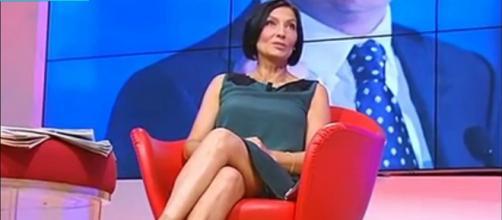 Massimo Giletti fa i complimenti ad Alessia Morani con la susa di attaccarla