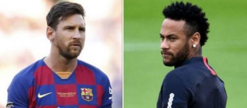 Mercato PSG : 'un pacte' lierait Neymar et Messi