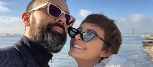 Risto Mejide se repartirá la baja de paternidad con Laura