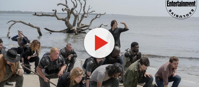 The Walking Dead : La communauté d'Oceanside au cœur de la saison 10