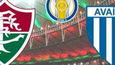 Fluminense x Avaí ao vivo no SporTV, com pré-jogo a partir das 18h30