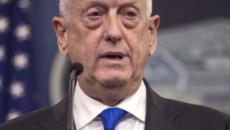 Former defense secretary Jim Mattis denies a possible presidential run