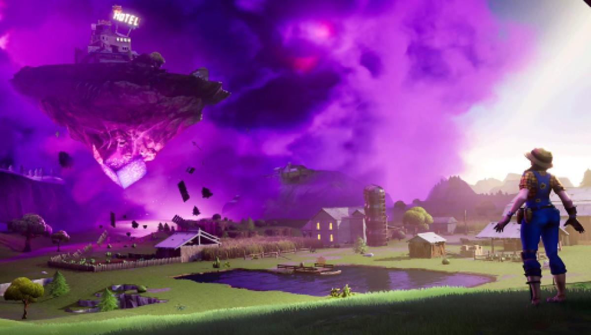 Fortnite Battle Royale Map Is Getting Another Big Change