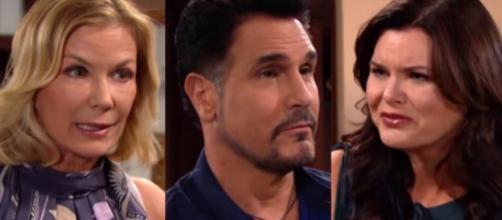 Beautiful, trame americane: Katie gelosa del riavvicinamento tra Brooke e Bill