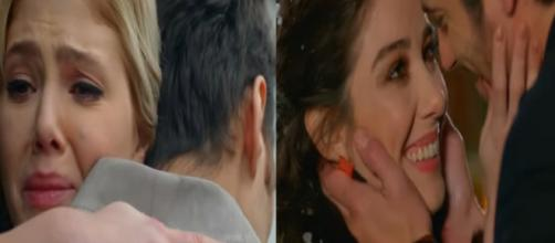 Bitter Sweet, trame episodi finali: Deniz perdona la sorella, Nazli è in dolce attesa