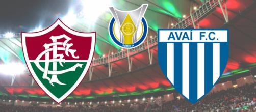 Fluminense x Avaí: transmissão ao vivo no SporTV às 20h. (Fotomontagem)
