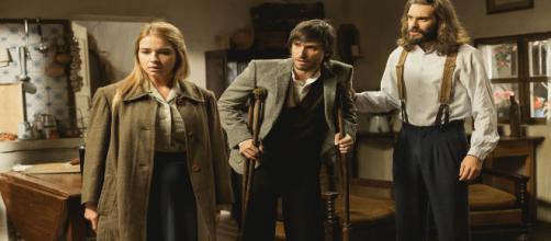 Il Segreto, spoiler: Isaac rintraccia il vero padre del figlio che aspettava Antolina