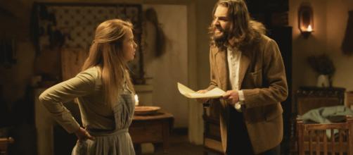 Il Segreto, trame: Isaac affronta Antolina dopo aver appreso la sua falsità