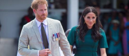Los Duques de Sussex quedan fuera de la ONG de Guillermo y Kate Middleton
