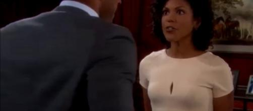 Maya and Carter could reunie.(Image Source:(CBS-YouTube.)