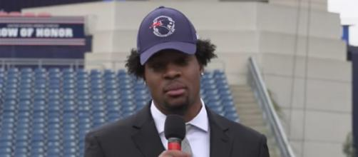N'Keal Harry was placed on injured reserve due to a nagging ankle injury (Image Credit: New England Patriots/YouTube)