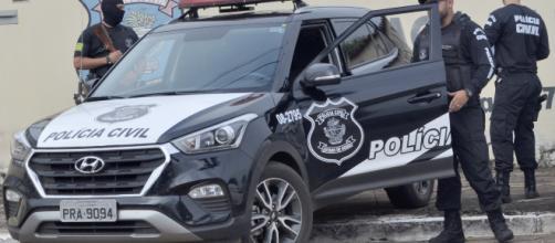 O caso ficou sob a responsabilidade da Polícia Civil. (Arquivo Blasting News)