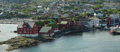 Torshavn, the capital of the Faeroe Islands [Image credit: Pixabay]